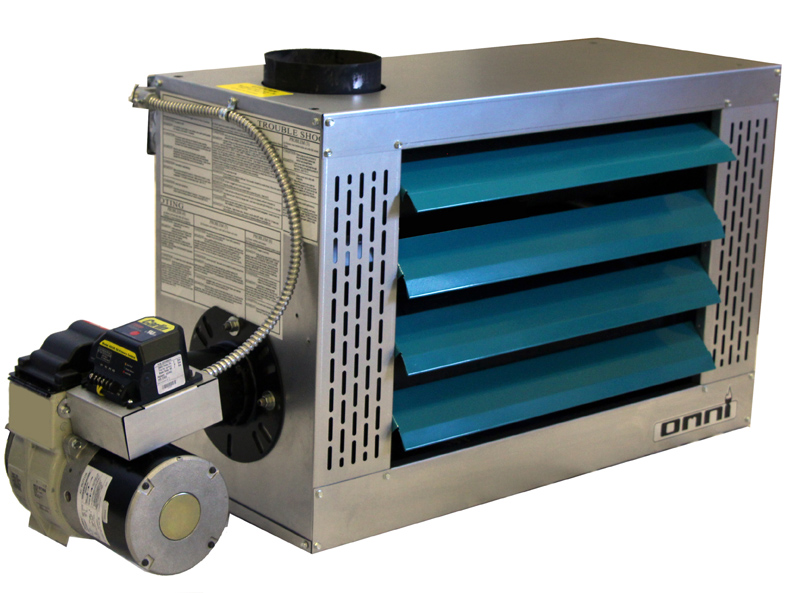 Waste Oil Heaters Furnaces Heat From Burning Waste Used
